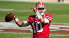 Is Jimmy Garoppolo 49ers' guy? LaDainian Tomlinson, Willie McGinest not sold