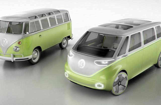 Volkswagen's modern Microbus remake, and more in the week that was