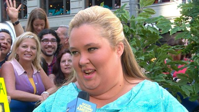 Mama June on 'How to Honey Boo Boo'