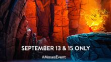 Sight & Sound Theatres® Delivers 'MOSES' on Big Screens Nationwide for a Special Two-Night Event This September