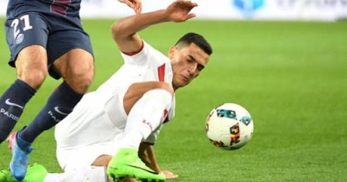 Foot - Coupe - Lille - Lille : un duo d'attaque Kishna-El Ghazi contre Monaco en Coupe de France