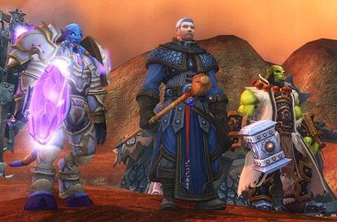 Khadgar is ready to send you into Draenor, mount and collision restrictions