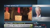 Gabelli: Bullish on bourbon