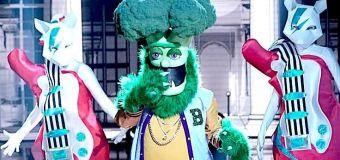 'Masked Singer' Broccoli is 79-year-old legend
