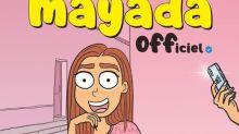 "La dessinatrice Mayada raconte comment devenir une influenceuse dans sa BD ""Mayada Off"""