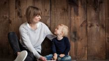'What did you say?' Mum blogger explains why her son's swearing isn't a big deal