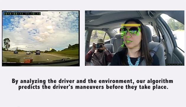 Car safety system monitors your body language to prevent accidents