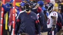 Texans fire coach Bill O'Brien after 0-4 start
