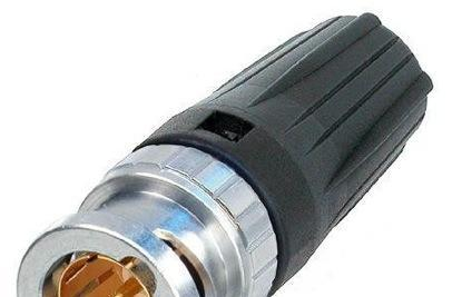 Neutrik delivers a 1080p HD/SDI connector to pros, and it's not HDMI