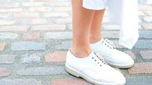 12對最舒適女裝平底鞋牛津鞋推薦!中性文青風Oxford和Derby皮鞋怎樣分?
