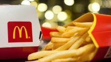 GrubHub News: GRUB Stock Pops on New McDonald's Deal