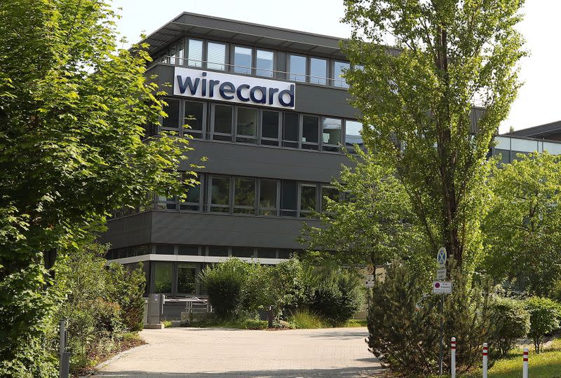German regulator examines auditor EY over Wirecard accounts