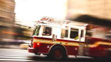 Good News des Tages: Feuerwehrmänner springen als Babysitter ein