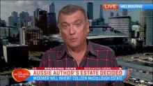 Aussie author's estate decided