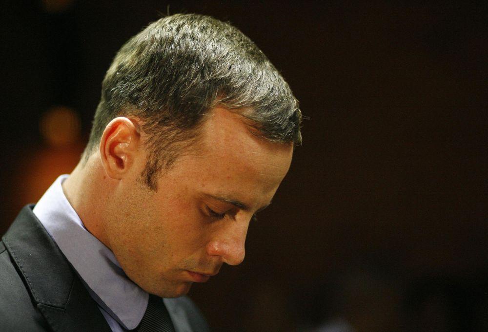 Expert says Steenkamp standing at 1st shot