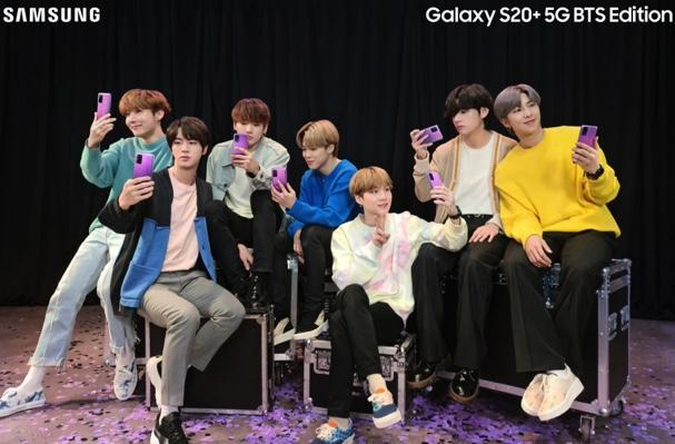 The Morning After: There's a BTS-themed Galaxy S20 now