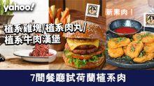 【新素肉】7間餐廳試荷蘭植系肉 植系雞塊/植系肉丸/植系牛肉漢堡