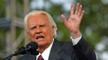 Factbox: Reactions to the death of U.S. evangelist Billy Graham