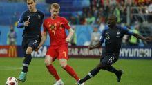 Foot - L. nations - L'équipe de France face à la Belgique en demi-finales de la Ligue des nations