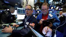 Stocks tumble amid growth, trade concerns