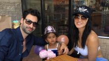 Photo: Sunny Leone and Daniel Weber celebrate daughter Nisha Kaur Weber's birthday in Arizona