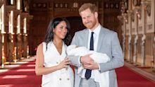'I have the best two best guys in the world': Duchess of Sussex's touching post-birth interview