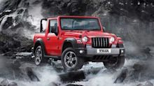 2020 Mahindra Thar garners over 9,000 bookings in five days