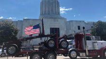 Oregon Republican Party mocks armed militia threat, despite capitol building being closed due to armed militia threat
