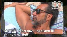 """Pietro contro la showgirl: """"Ma come fai a stare con quella?"""""""