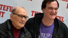Ennio Morricone denies calling Quentin Tarantino a 'cretin' who makes 'trash' movies