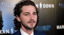 Shia LaBeouf will play his father in a movie about himself