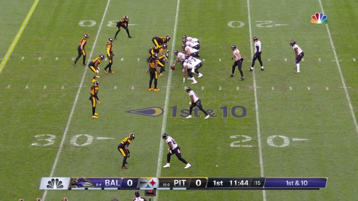 Ravens vs. Steelers highlights | Week 12