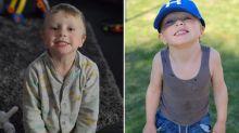 Desperate hunt for boy, 3, missing in Spider-Man pyjamas