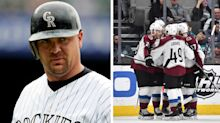 Baseball Hall-of-Famer Walker to be Avalanche's emergency backup