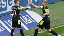 Foot - ALL - Dortmund domine le Werder Brême et ne lâche pas la Ligue des champions