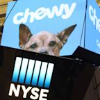 Chewy stock soaring above its IPO price in a big public debut