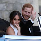 Harry and Meghan delay honeymoon to plan first public appearance at Prince Charles 70th party
