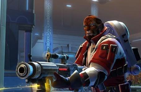 Dyeing your armor the SWTOR way
