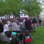 Six Raleigh churches celebrate Easter during Sunrise Service