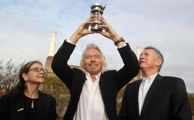Virgin Atlantic turned industrial waste into greener jet fuel