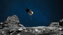 Delicada operación el martes para asegurar la carga de la sonda Osiris-Rex