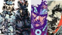 《Metal Gear Solid》版Air Jordan 1 新川洋司插畫風