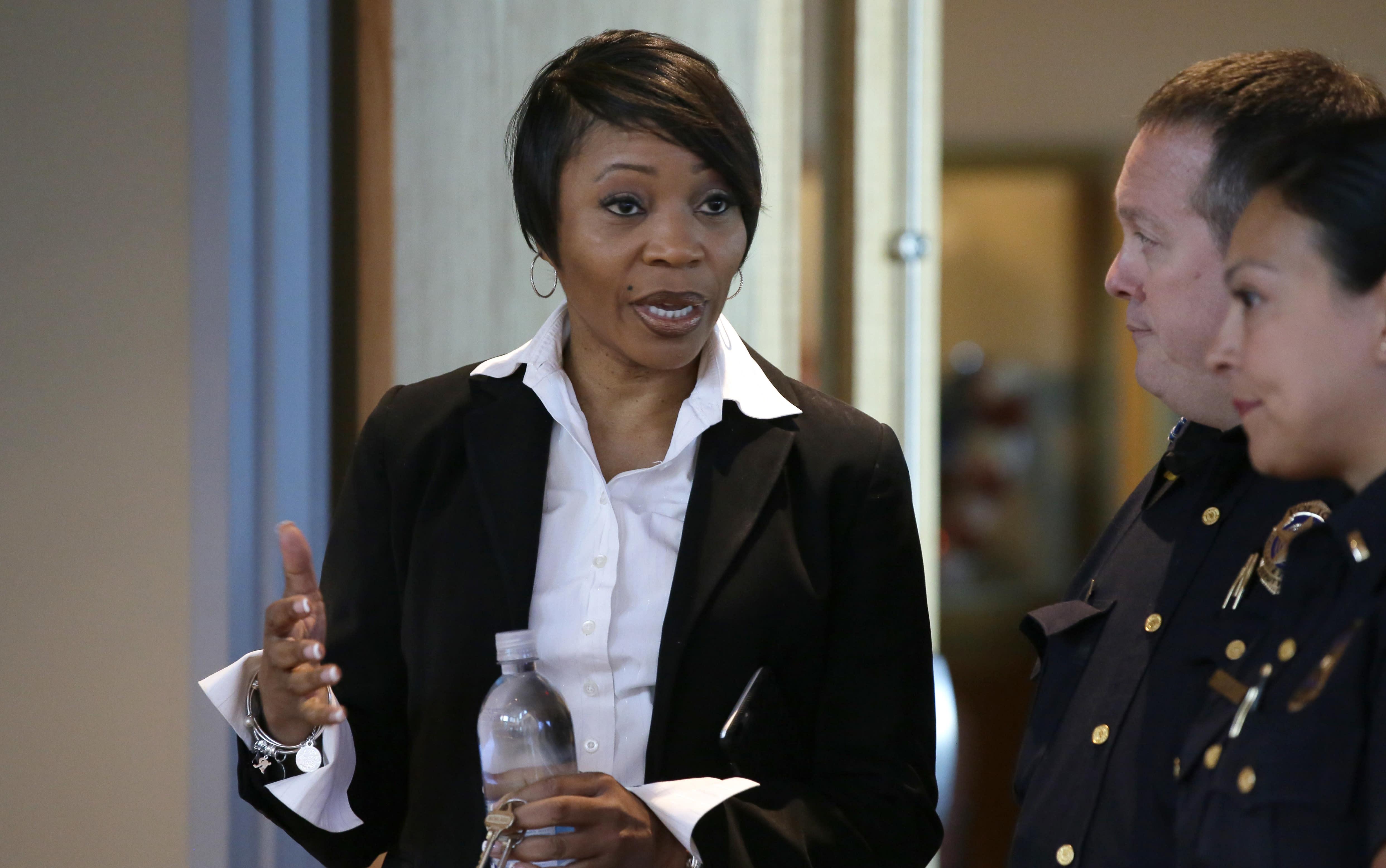 Dallas Police Chief Resignation
