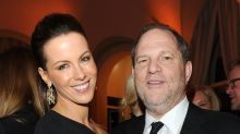 Kate Beckinsale says Harvey Weinstein yelled at her for not dressing sexy at movie premiere after 9/11