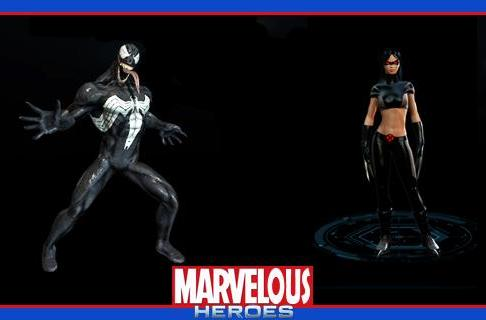 The Stream Team: CM Ryan Collins dishes on Marvel Heroes' X-23 and Venom (who launches tomorrow)