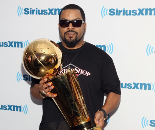 Ice Cube is the founder of TheBig3 pro basketball league. (Getty Images)