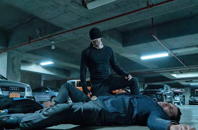'Daredevil' season 3 trailer ushers in the return of Wilson Fisk