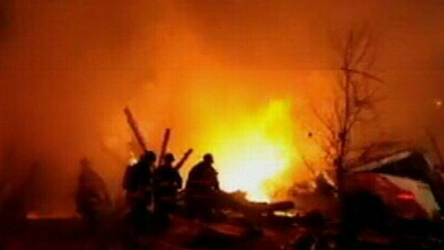 Deadly Explosion in Indianapolis Neighborhood