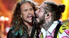 Aerosmith Closes 2018 Video Music Awards With Post Malone and 21 Savage