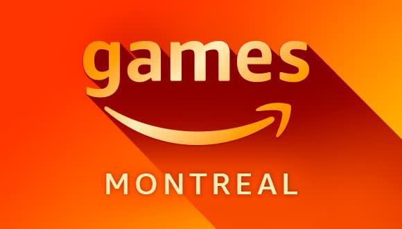 Amazon Games Montreal logo